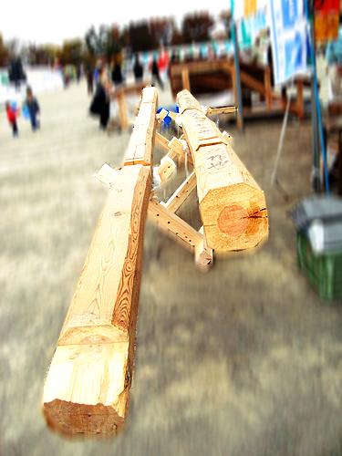 宇都宮市のリフォームに使う古材
