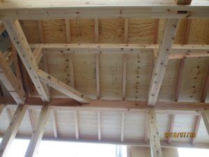 二世帯住宅を建てる過程「上棟式」1
